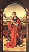 Madonna, c.1445, christus