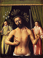 The Man of Sorrows , christus
