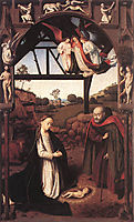 Nativity, 1452, christus
