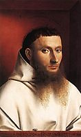 Potrait of a Carthusian, 1446, christus