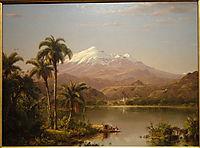 Tamaca Palms, 1854, church