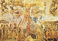 Crucifix, 1283, cimabue