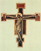 Crucifix, 1288, cimabue