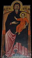 Virgin and Child , cimabue