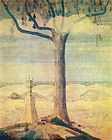 Andante (Sonata of the Summer) , 1908, ciurlionis