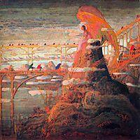 Angel (Angel prelude), 1909, ciurlionis