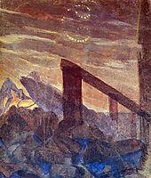 Cancer, 1907, ciurlionis
