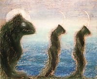 Composition, 1905, ciurlionis