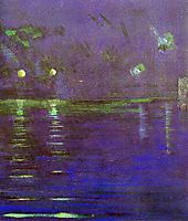 Creation of the World V, 1906, ciurlionis