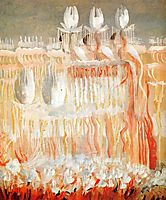 Creation of the World VIII, 1906, ciurlionis