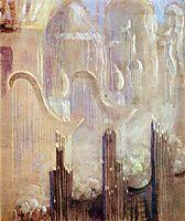 Creation of the World XI, 1906, ciurlionis