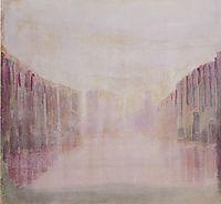 Daybreak (I), 1906, ciurlionis