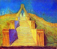 Deluge (I), 1904, ciurlionis