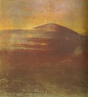 Deluge (II), 1904, ciurlionis