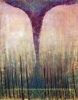 Deluge (III), 1904, ciurlionis