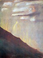 Deluge (VIII), 1904, ciurlionis