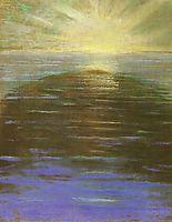Deluge (VII), 1904, ciurlionis