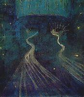 Eternity, 1906, ciurlionis