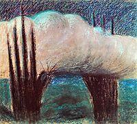 Evening, 1904, ciurlionis