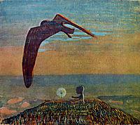 Fairy Tale II, 1909, ciurlionis