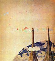 Finale (Sonata of the Spring) , 1907, ciurlionis