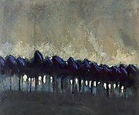 Forest, 1906, ciurlionis