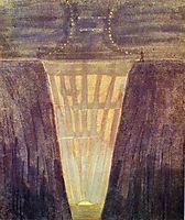 Gemini, 1907, ciurlionis