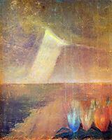 The Hymn, 1904, ciurlionis