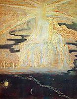 Hymn (II), ciurlionis
