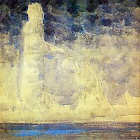 Journey of the Prince (I), 1907, ciurlionis