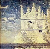 Journey of the Prince (III), 1907, ciurlionis