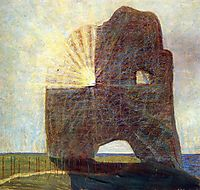The past, 1907, ciurlionis