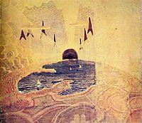 Prelude, 1908, ciurlionis