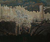 Prelude (The knight prelude), 1909, ciurlionis