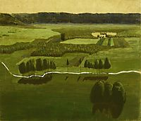 Raigardas (II), 1907, ciurlionis