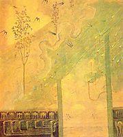 Scherzo (Sonata of the Summer) , 1907, ciurlionis