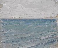 Sea etude, 1905, ciurlionis