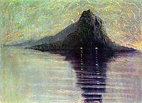 Serenity, 1905, ciurlionis