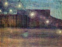 Sparks (II), 1906, ciurlionis