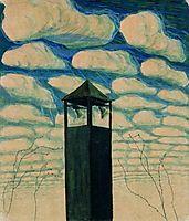 Spring Motif, 1908, ciurlionis