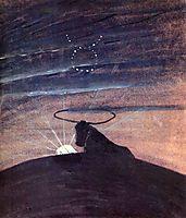 Taurus, 1907, ciurlionis