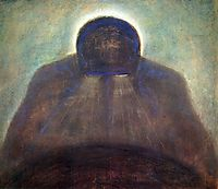 The Thought , 1904, ciurlionis