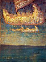 Thoughts, 1907, ciurlionis