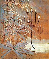 Winter (V), 1907, ciurlionis