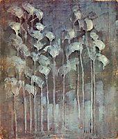 Winter (VI), 1907, ciurlionis