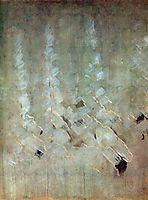 Winter (VII), 1907, ciurlionis