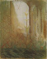 The worlds of Mars, 1905, ciurlionis