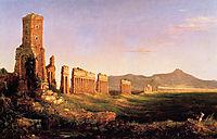 Aqueduct near Rome, 1832, cole