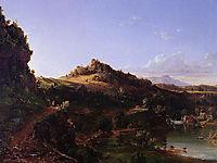 Catskill Scenery, 1833, cole