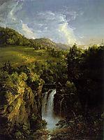 Genesee Scenery, 1847, cole